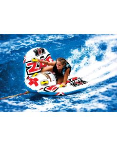 WOW Zig Zag Towable Tube
